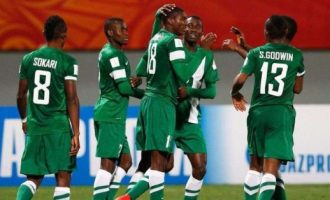 Flying Eagles squander two-goal lead to draw with Guinea Bissau