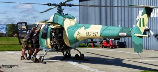 Airman shot dead in attack on helipad in Bayelsa