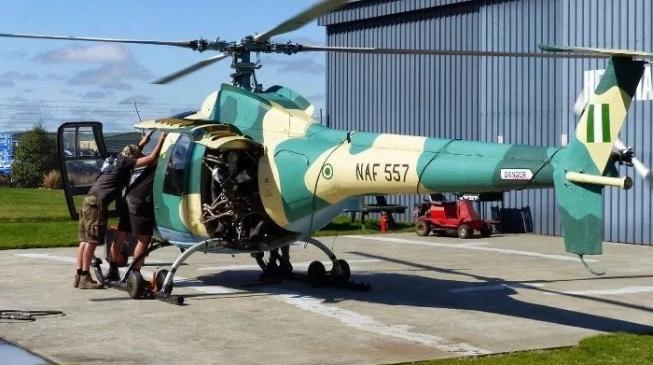 Gunmen Attack NAF Helipad In Bayelsa State