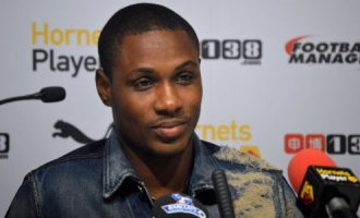 'Deny him space' — Ighalo outlines best way to stop Messi