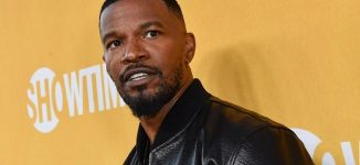 Jamie Foxx returns as host of BET Awards