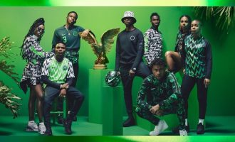 Three marketing lessons from Super Eagles jersey launch