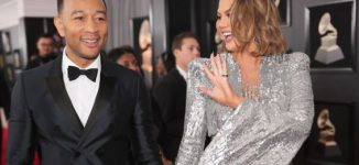 John Legend, wife welcome baby number two