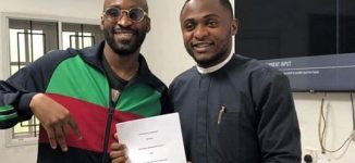 Kach, minister's son, joins Ubi Franklin's record label