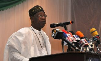 Lai to TI: Nigeria has never been more transparent… we need your support