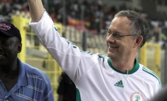 VIDEO: Lars Lagerback sends goodwill message to Eagles ahead of World Cup