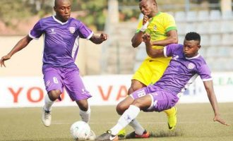 NPFL wrap-up: Abia Warriors shock MFM as Pillars thrash Nasarawa