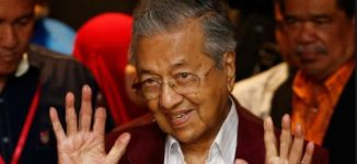 Malaysia's new prime minister is world's oldest elected leader