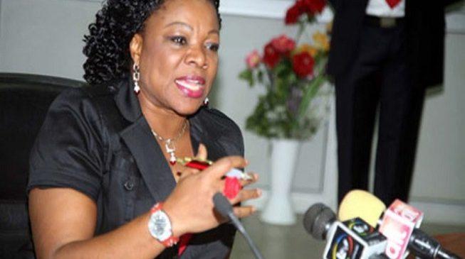 Marilyn Ogar, ex-DSS spokeswoman, fights for her job