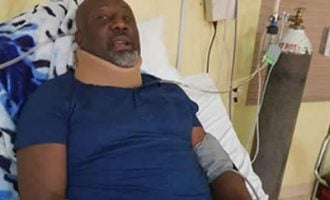 'I've been brought to the dead end' — Melaye writes emotional note