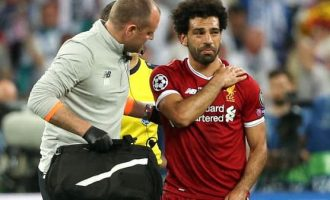 Mo Salah's World Cup participation in doubt after UCL final injury