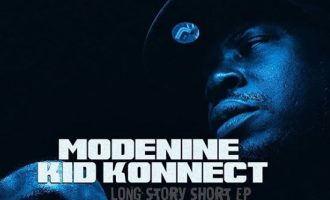 LISTEN: Modenine releases 'Long Story Short' EP recorded 11 years ago