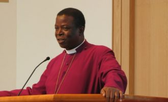 Anglican primate: Homosexuality hindering Nigeria's progress