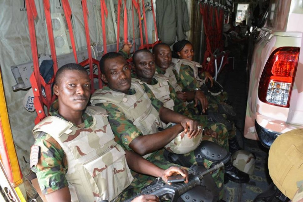 Nigeria air force deploys special forces to Taraba