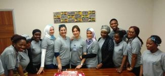 PHOTOS: Nizamiye Hospital celebrates International Nurses Day