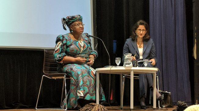 Okonjo-Iweala: Why I didn't resign from Jonathan's govt