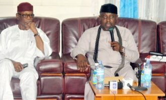 Okorocha: Imo ward congress disrupted because I kicked against extension of Oyegun's tenure