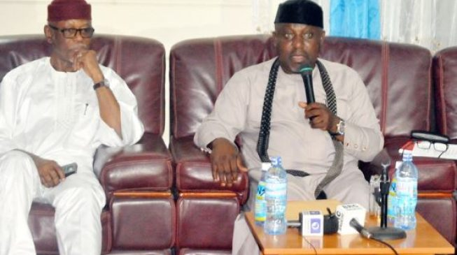 Okorocha: My opponents can only cage me in Oyegun's office