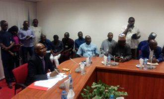 Omo-Agege, Ndume appear before panel probing mace theft
