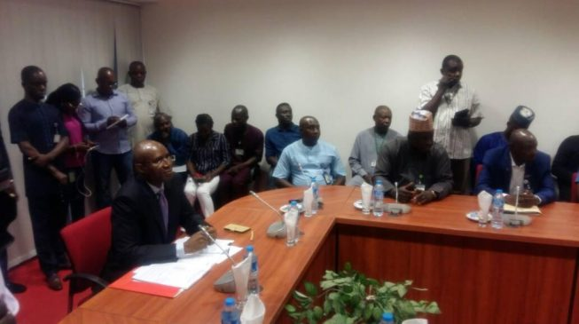 Image result for JUST IN: Omo-Agege appears before panel probing mace theft