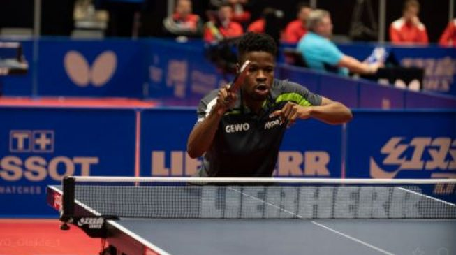 Nigeria beats Spain to seal quarter-final place at ITTF World Team Championships