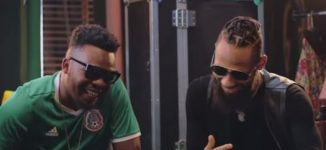 VIDEO: Phyno, Olamide turn to fans for 'Onyeoma' inspiration