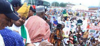 Osun governorship battle