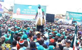 Two senators among 11 aspirants cleared for Osun PDP gov primary