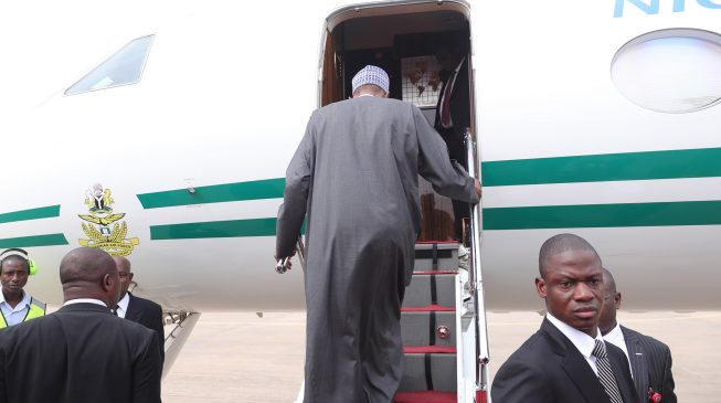 Buhari: Back to our sick season