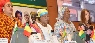 Empowerment, legislation: Keys to women's participation in politics