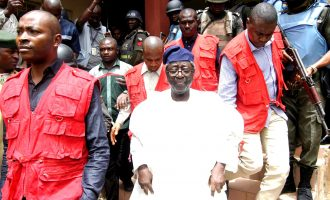 Jang, ex-gov arraigned for 'embezzling N6.3bn', joins presidential race