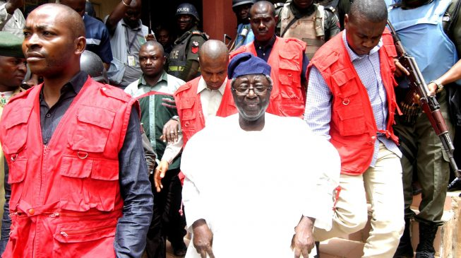 EFCC: How Jonah Jang's supporters landed him in prison