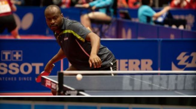 Nigeria qualifies for knockout stage of ITTF World Team Championships