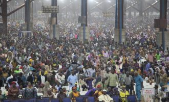 The miracle that got VP Osinbajo and thousands on their feet