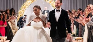 Serena Williams reveals why her father failed to walk her down the aisle