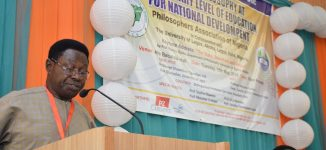 UNILAG prof: Teaching pupils philosophy can solve some of our problems