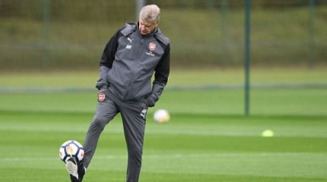 Leicester eager to spoil Wenger's farewell, says Morgan