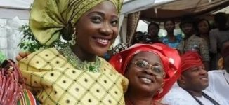Mercy Johnson 'deeply saddened' as mother dies