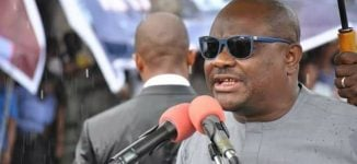 Wike: Rivers blocked from getting govt support fund — but other states have received