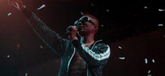 QUESTION: Wizkid says he's booked till 2021 — how possible is that?