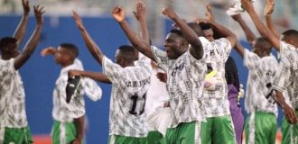 World Cup Special: Throwback to Nigeria's first appearance