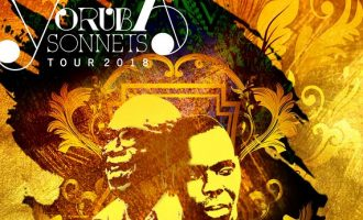 Lekan Babalola takes concert series 'Yoruba Sonnets' to UK