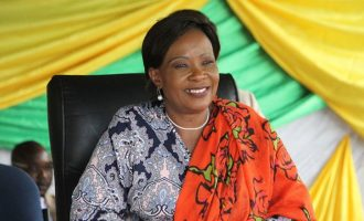 Zimbabwean first lady relinquishes parliamentary post