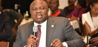 Ambode at 55: Lowers his voice, raises his logic!
