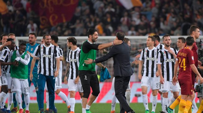 Resilience, luck and cunning see Juventus to another title