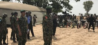 Buratai gives his men three weeks to 'flush out' bandits from Kaduna LG