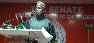 IGP afraid of his shadow, says senate spokesman