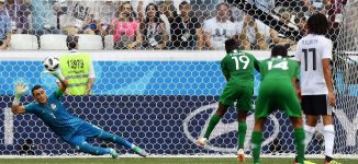 World Cup round-up: El-Hadary set record, VAR saves CR7