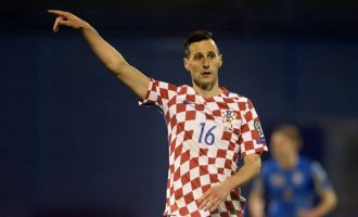 Croatian Kalinic sent home 'after refusing to come on against Nigeria'