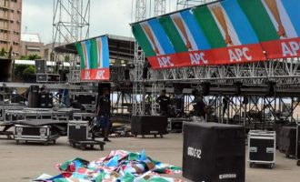 PHOTOS: Preparation in top gear for APC convention